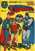 Superman 01 (Novembro 1947)