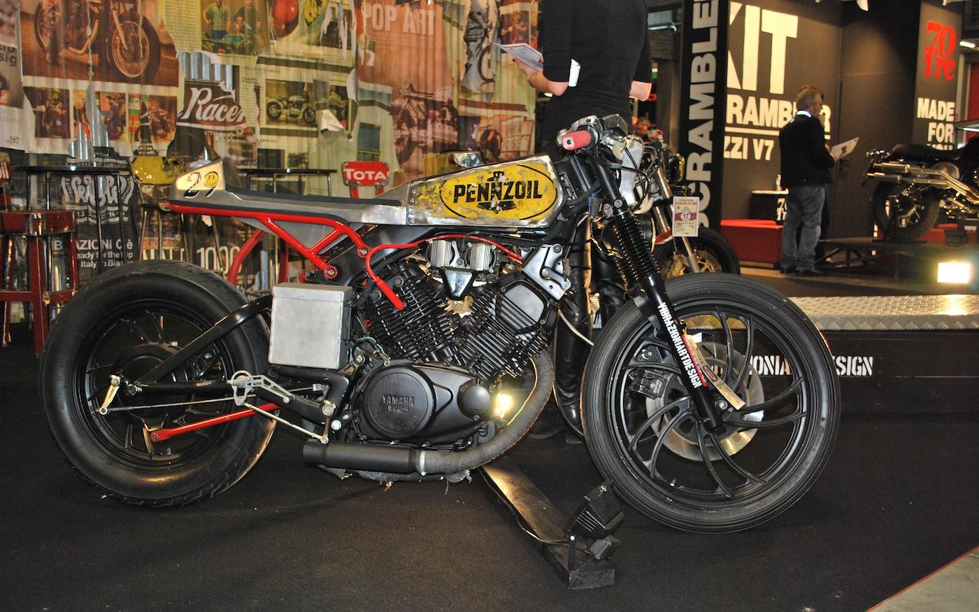 Xv500 By Vibrazioni Art Design Inazuma Caf 233 Racer