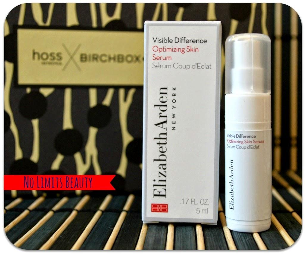 BirchBox - Elizabeth Arden Visible Difference Optimizing Skin Serum