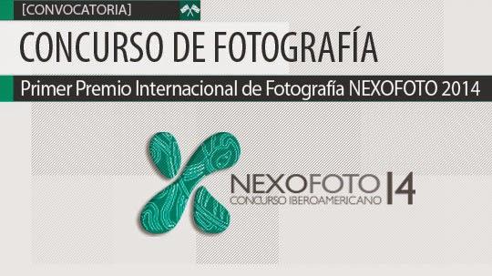 Concurso de Fotografía NEXOFOTO 2014.
