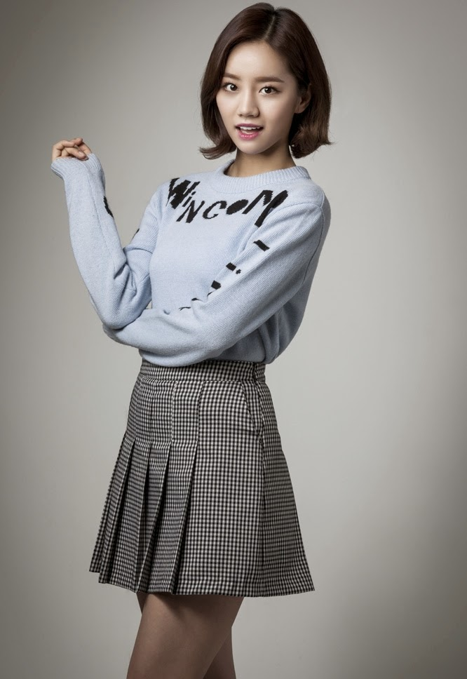 Hyeri as Min Woo Jung