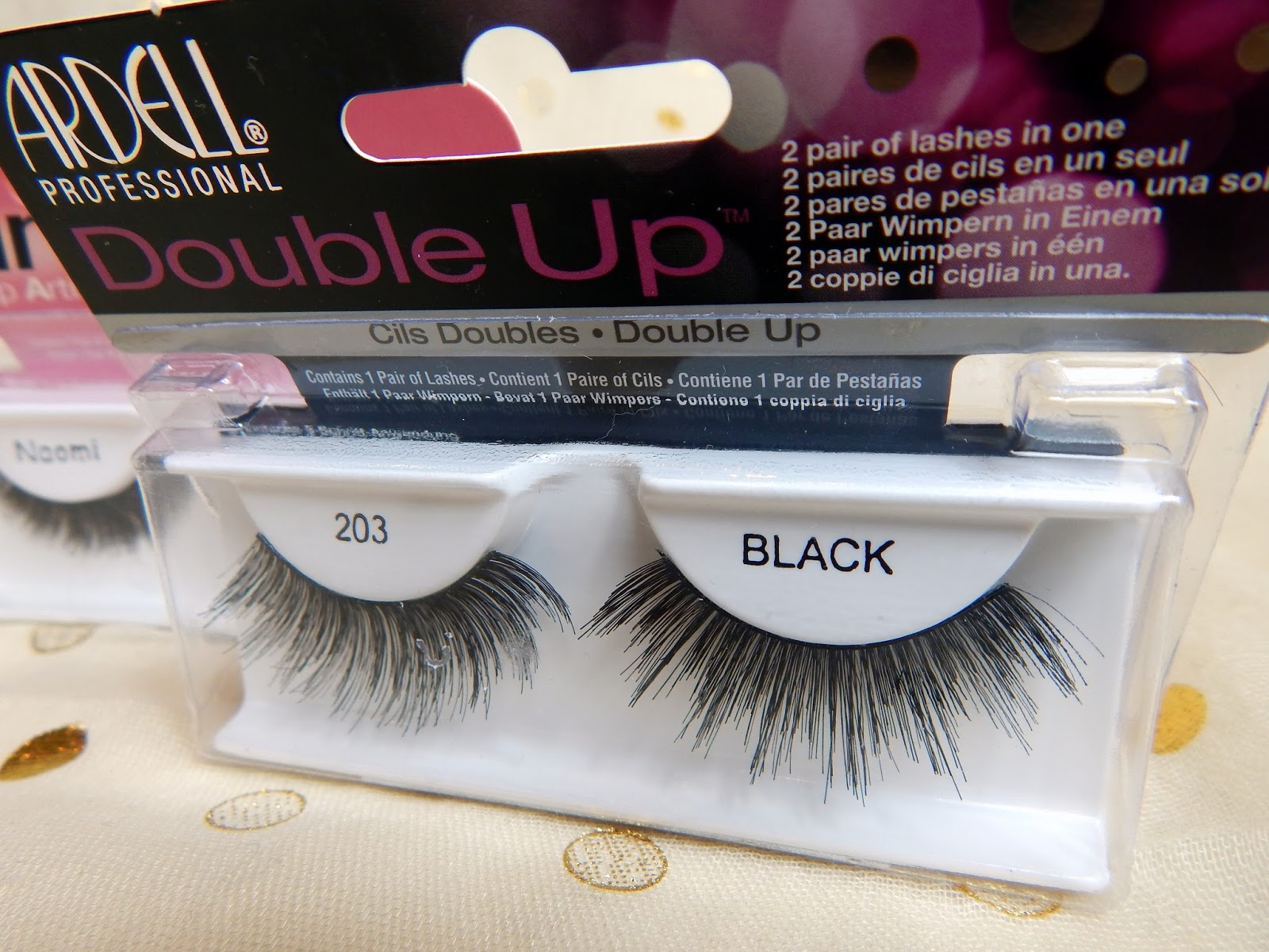 Salons Direct, Ardell Double Up Strip Lashes, georgina grogan, shemightbeloved