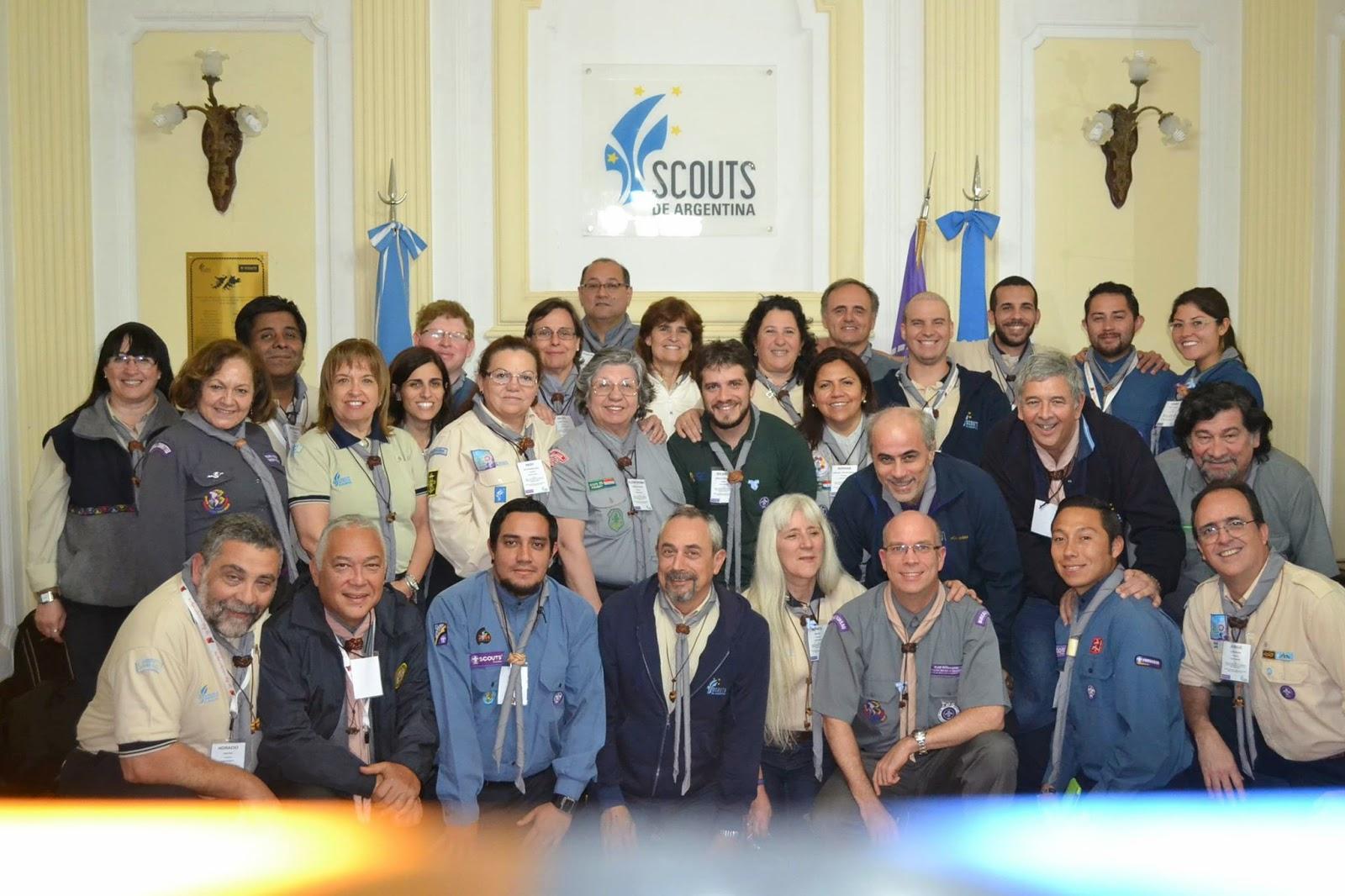 #Curso: Diseño e Implementación de Políticas y Sistemas de Gestión de Adultos en el Movimiento Scout