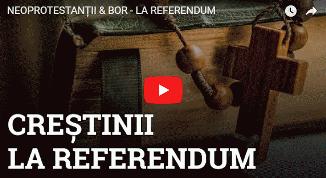 """Realitatea TV: Neoprotestanții & Biserica Ortodoxă Română - La Referendum"""""""