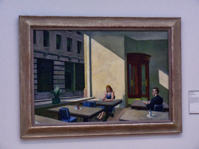 HOPPER AT YALE ART GALLERY 2013