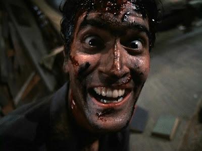 """evil-dead-2-crazy-ash-27 [Morro e não vejo tudo] Lançado jogo do filme """"Uma noite alucinante"""" para iPhone e iPad"""