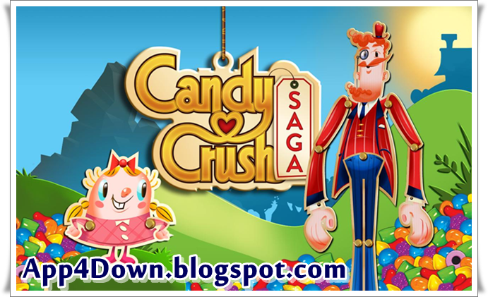 Candy Crush Saga 1.40.0