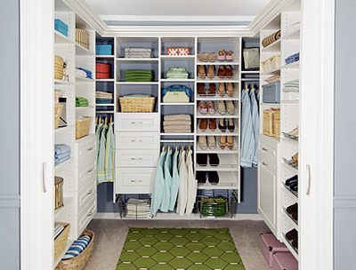 Small Bedroom Closet Organization Ideas