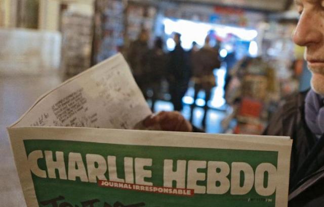 Indignación en Rusia por las caricaturas de 'Charlie Hebdo' sobre la tragedia del A321