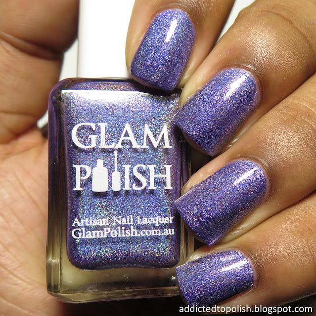 glam polish daily dilemma
