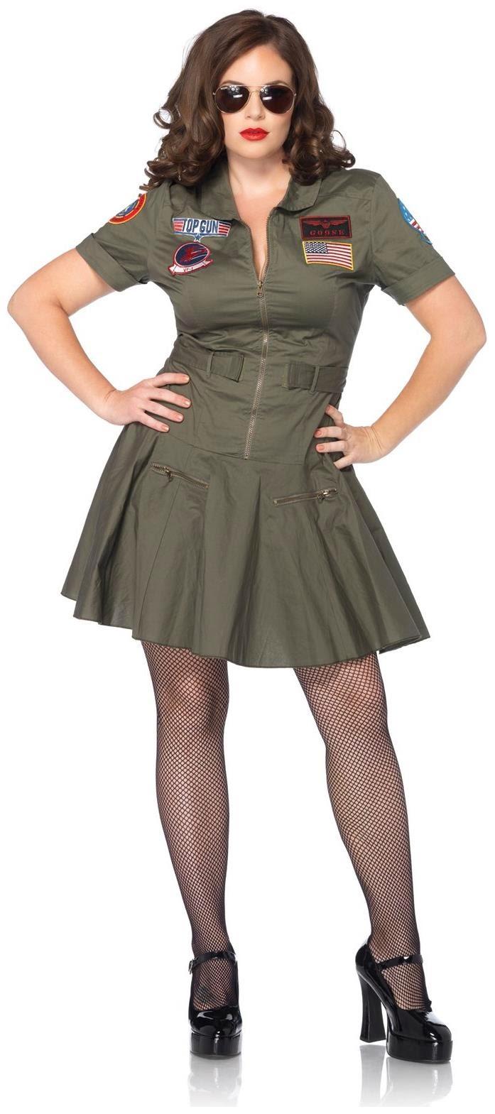 women-army-costume