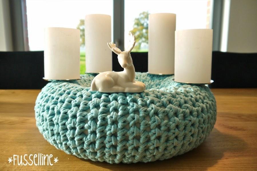 fussellines blog unser adventskranz. Black Bedroom Furniture Sets. Home Design Ideas