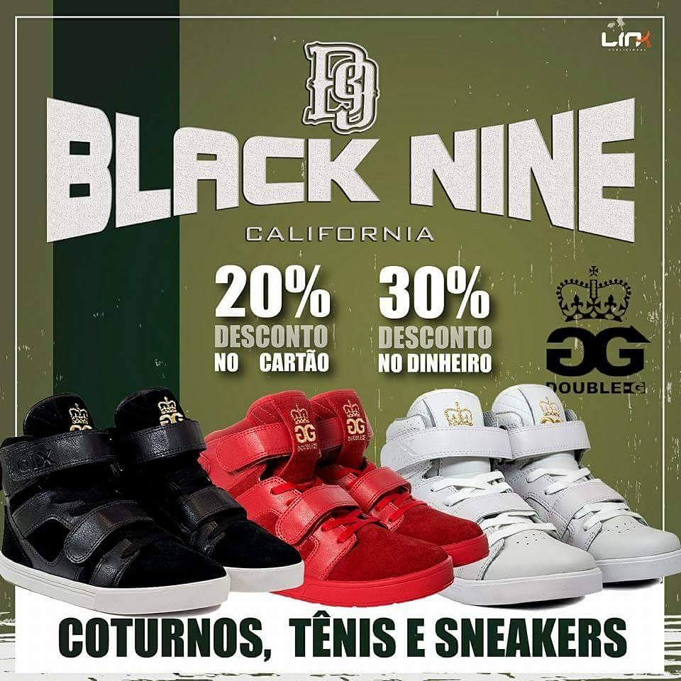 black nine