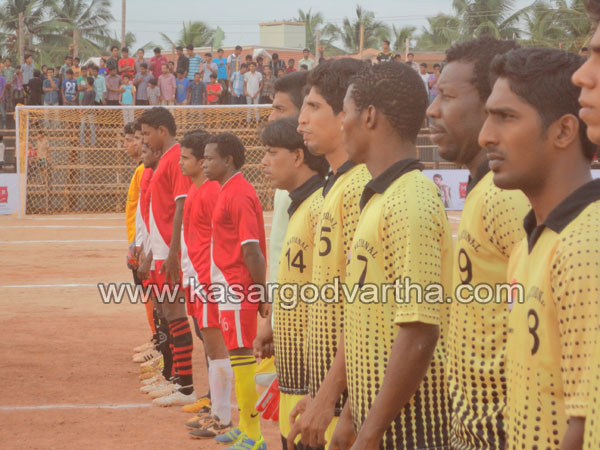 Thamb Melparamba Football tournament, Kasaragod