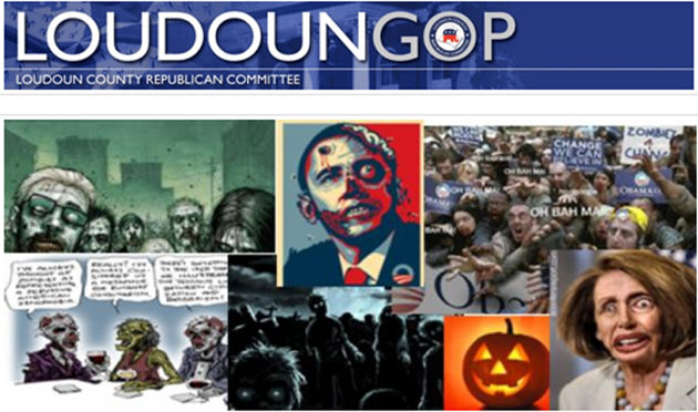 MARK SELL AND LOUDOUN COUNTY VIRGINIA REPUBLICANS WANT OBAMA DEAD?
