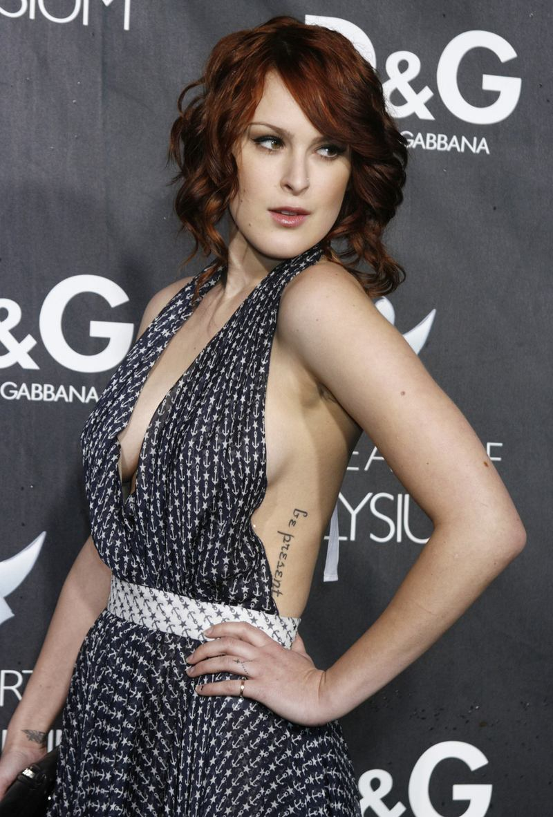 Rumer Willis Tattoo