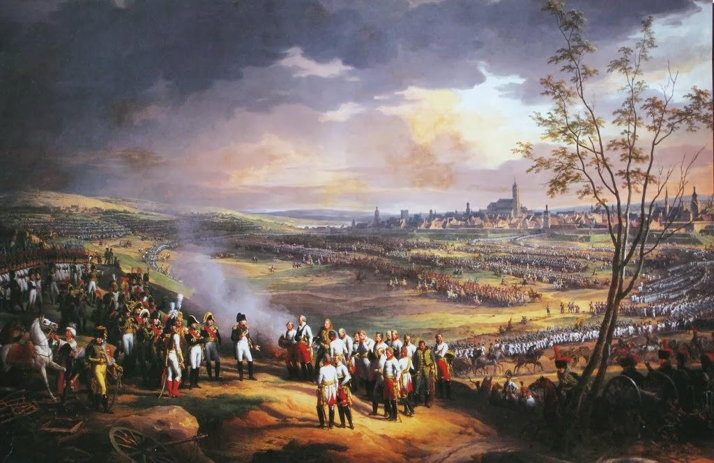Guerra Prusia Napoleon