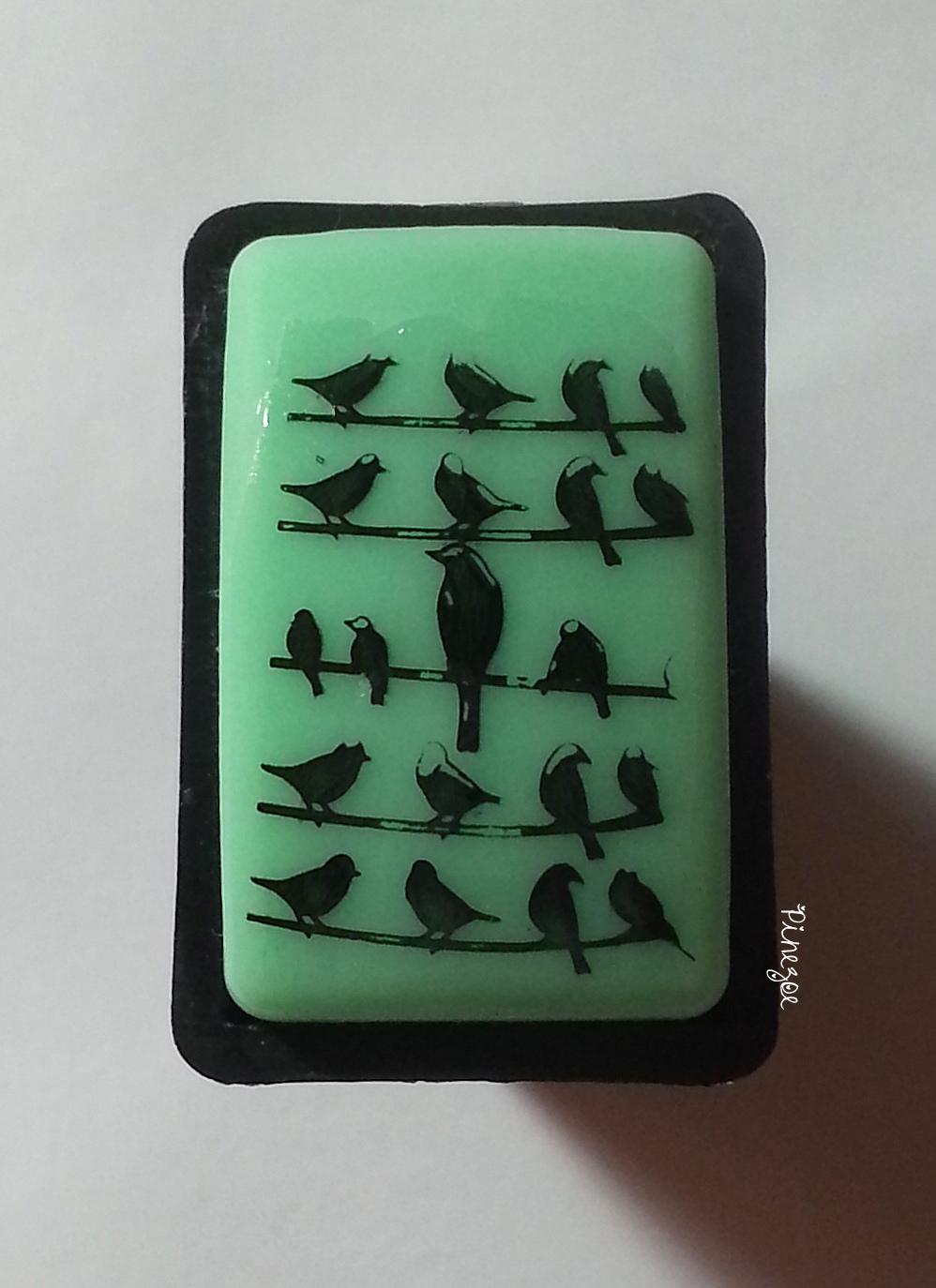 Birds Stamping BP-58