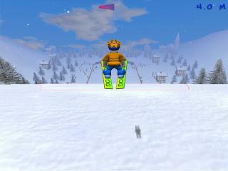 game ski