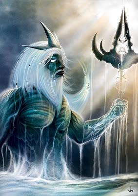 1° TEMPORADA  - ANCIENT MITHOLOGY RPG Poseidon