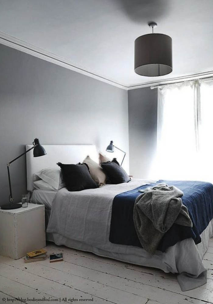 Beautiful bedroom & linens >> http://blog.bodieandfou.com/
