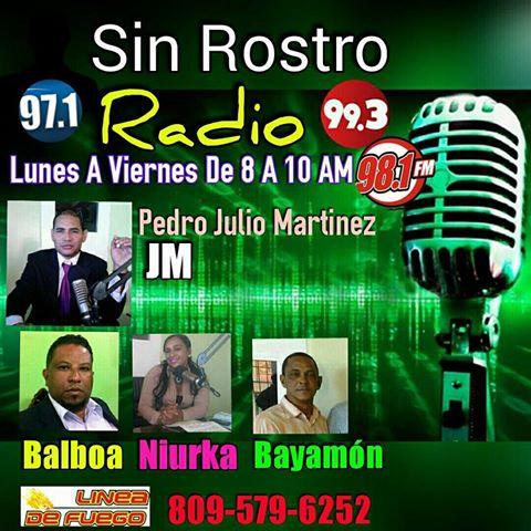 Sin Rostro Radio