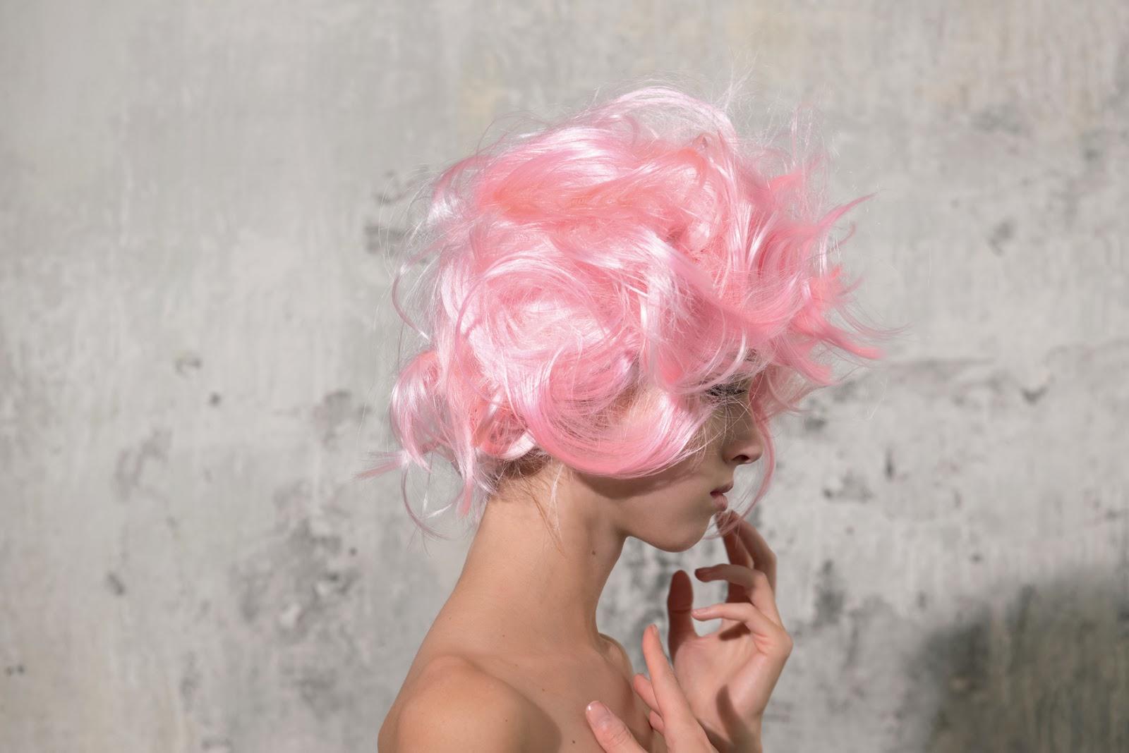 Capelli rosa by Olivier De Vriendt @ Mod's Hair