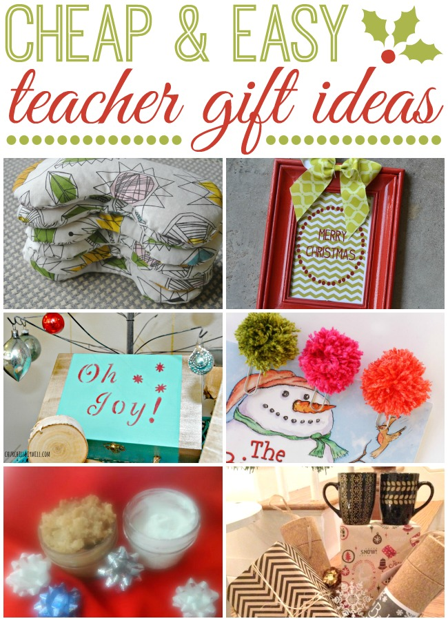 Teacher Gift Ideas - Katy Moms Blog