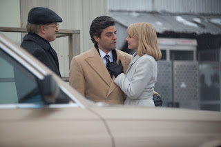 a most violent year-albert brooks-oscar isaac-jessica chastain