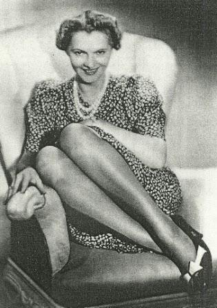 Photograph of Clara Bauerle
