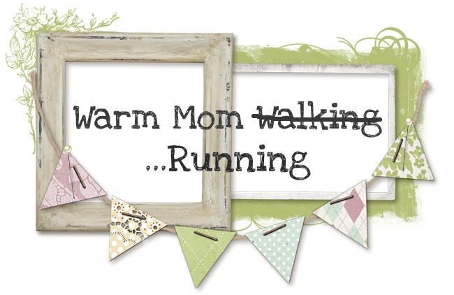 Warm Mom Walking
