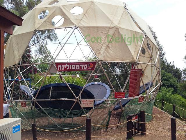טרמפולינה מנרה trampoline