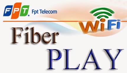 Gói Cước Cáp Quang Fiber Play