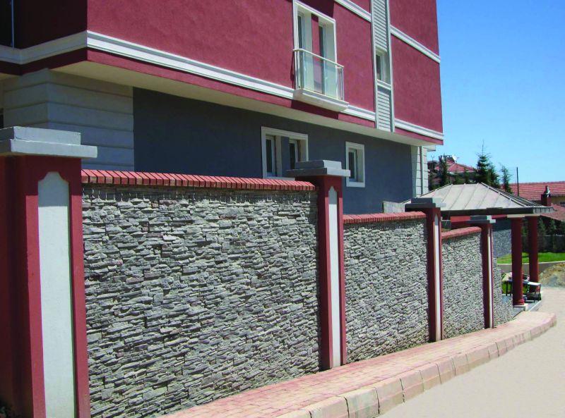 Bahçe duvar kalıpları bahçe duvarlarınız eski yapılarından