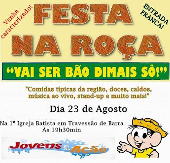EM TRAVESSÃO DE BARRA SÃO FRANCISCO DE ITABAPOANA RJ