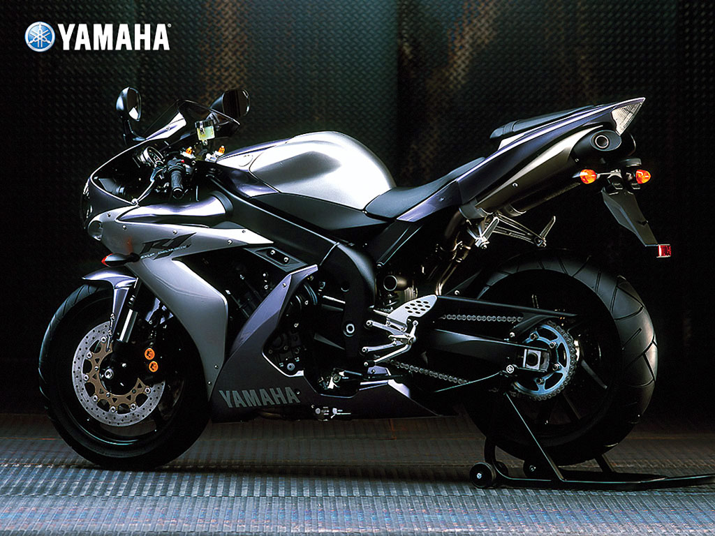 Motos Wallpapers: Yamaha YZF-R1 Wallpapers