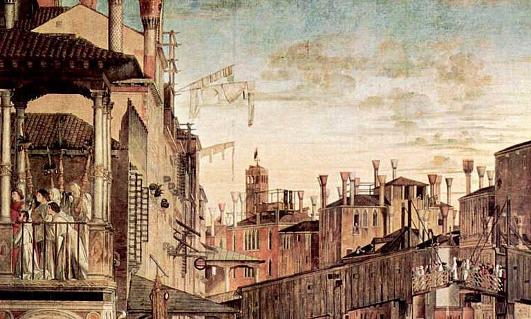 Laltra Venezia: Laltana del poeta