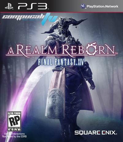 Final Fantasy XIV A Realm Reborn PS3 USA