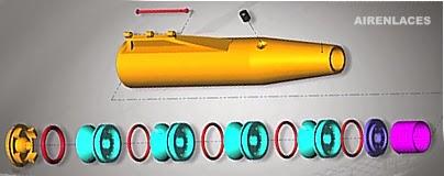 Silenciador Air Arms, Silenciador AirForce, Silenciador Gamo, Silenciador Cometa