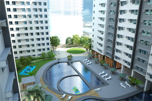 Recreational Zone at Avida Towers Centera