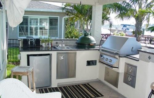 Kitchen outdoor design ideas best home interior design - Design outdoor kitchen online ...