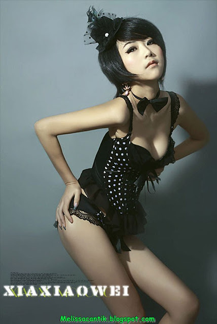 Foto Model Mungil China Xia Xiao Wei