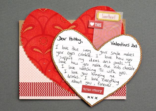 Jennifers Jumbles Valentines Day CounterfeitKit Card