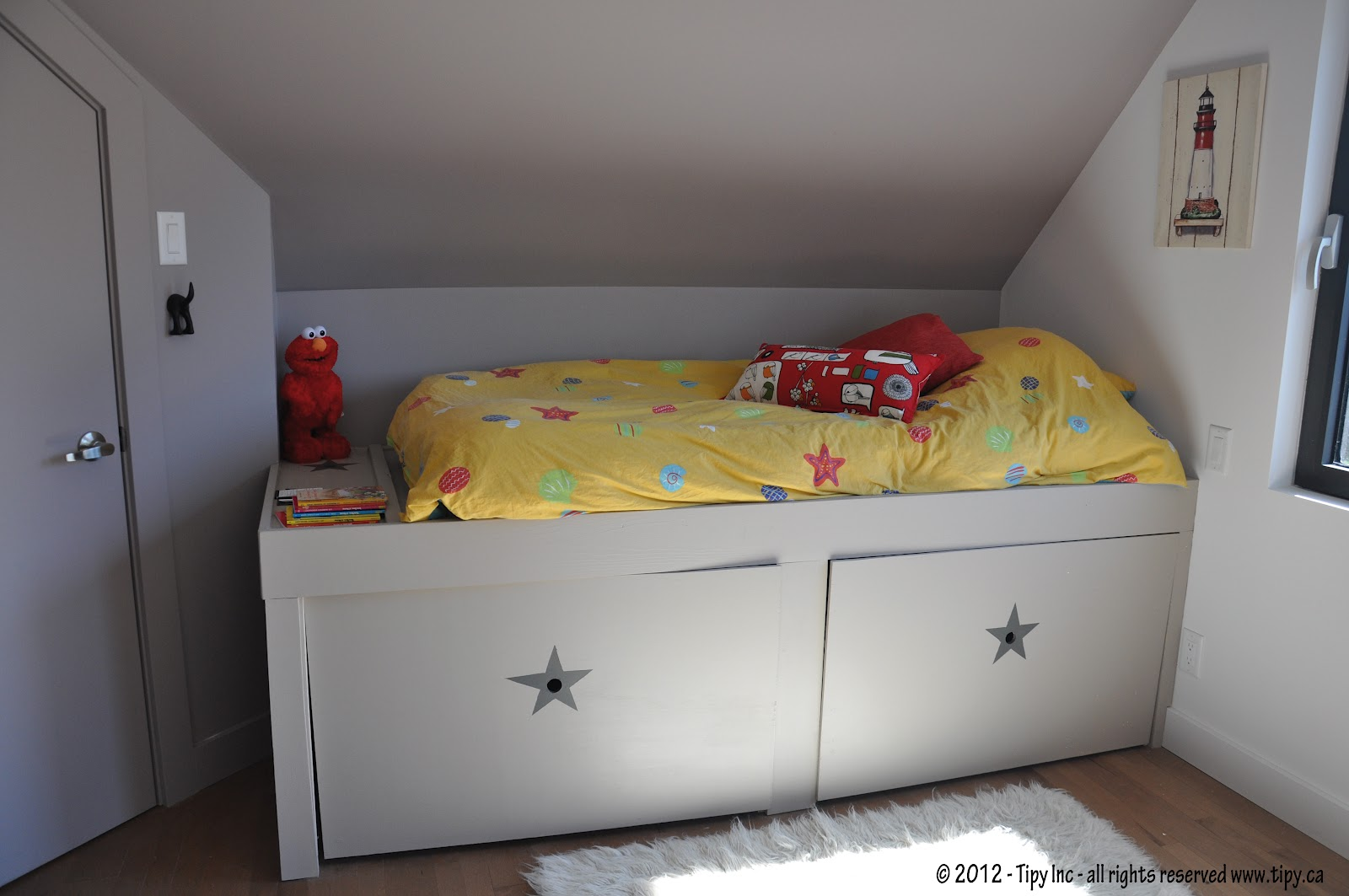 lit enfants design tipydesign. Black Bedroom Furniture Sets. Home Design Ideas