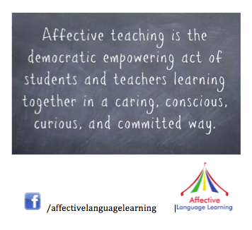 Children Learning English Affectively: Affective Learning in a ...