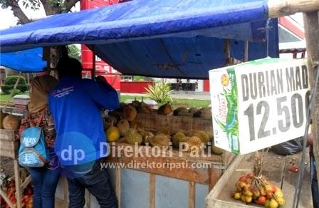 Musim Duren Tiba, Harga Durian di Pati Anjlok