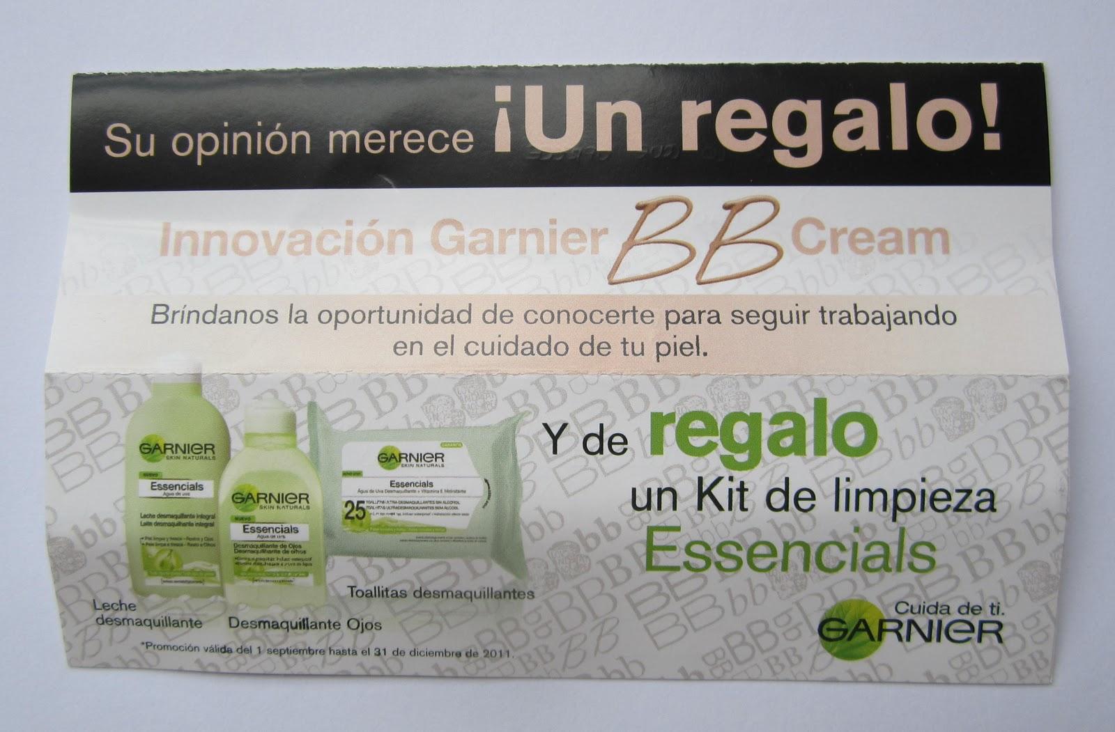 promo BB cream