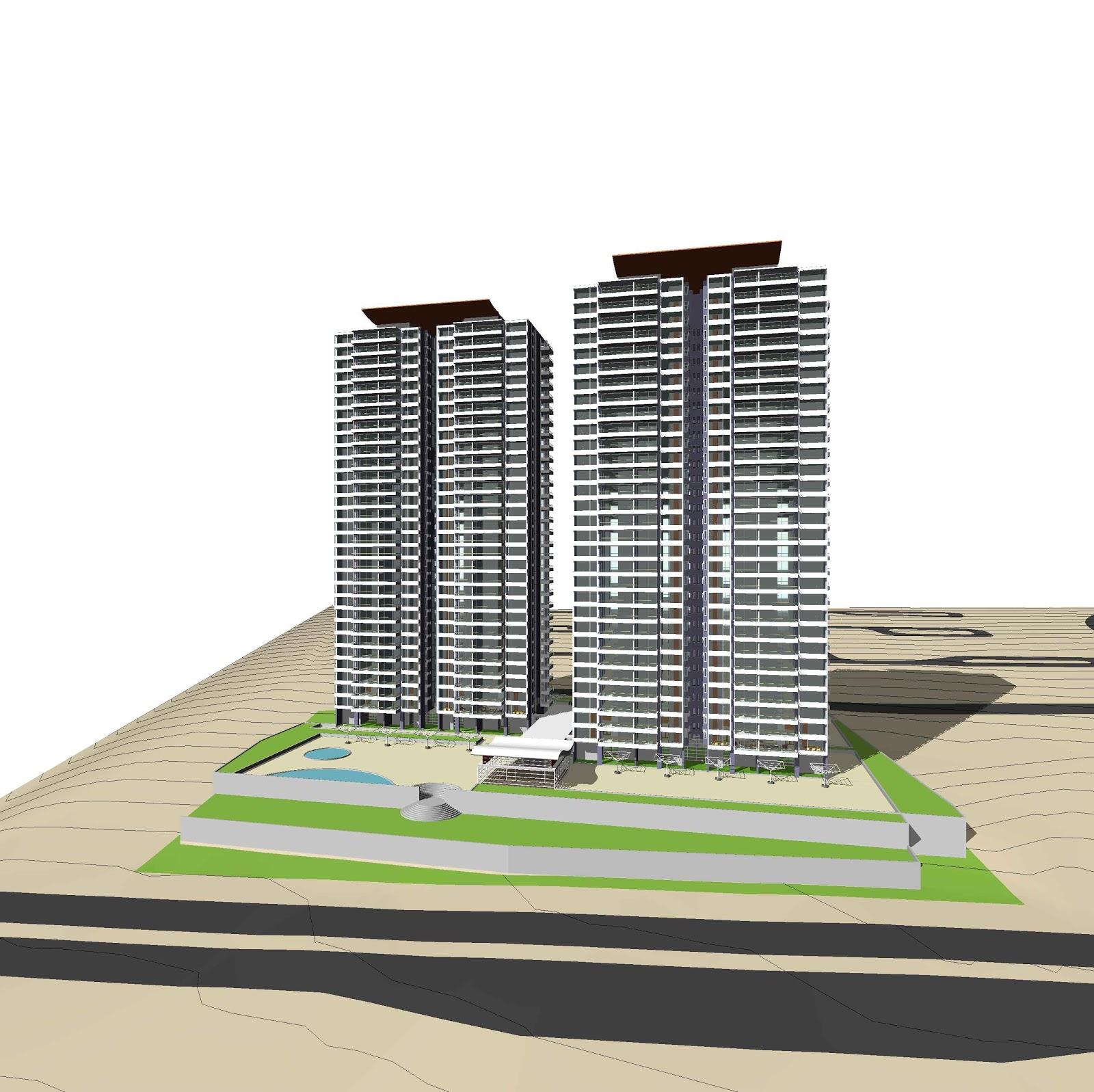 Revit mba asunto mba 116 torres y modelos de edificios for Programa para hacer edificios en 3d