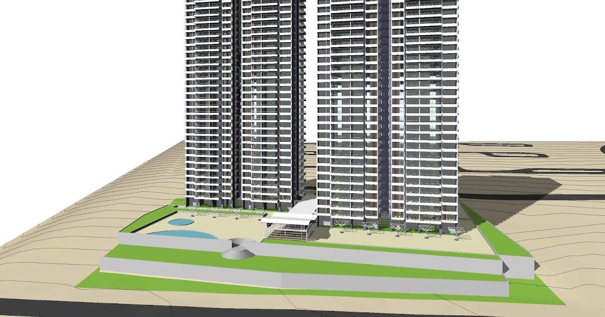 Asunto MBA-116: Torres y modelos de edificios en altura