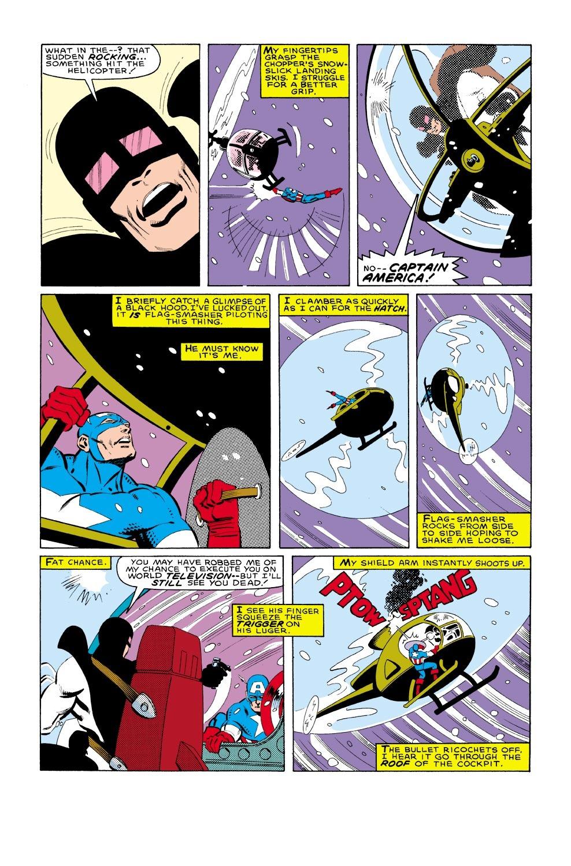 Captain America (1968) Issue #322 #250 - English 8